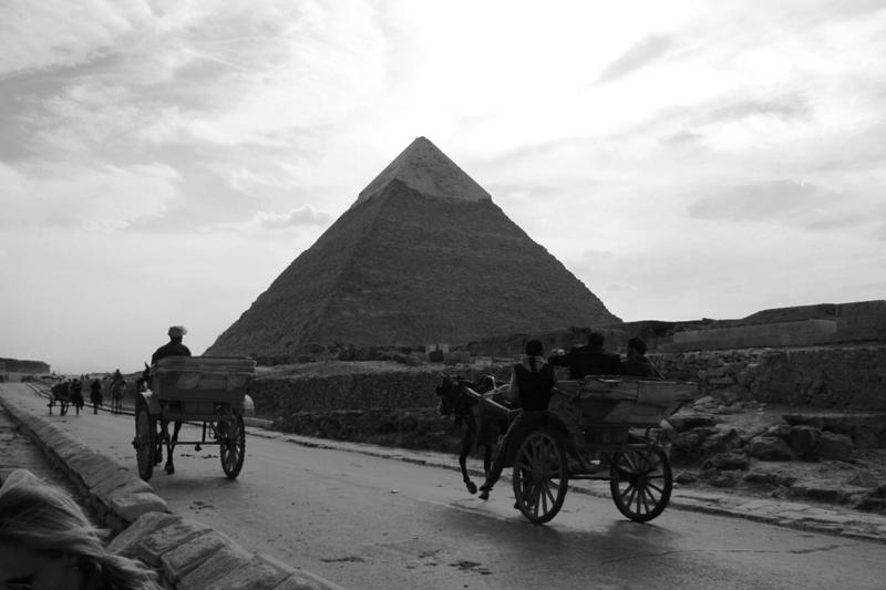 Giza Pyramid, Egypt