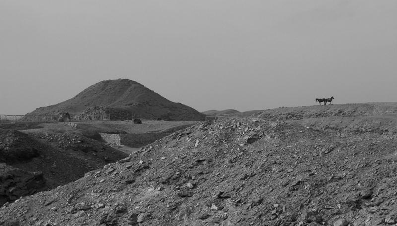 Pyramid of Teti, Saqqara, Egypt