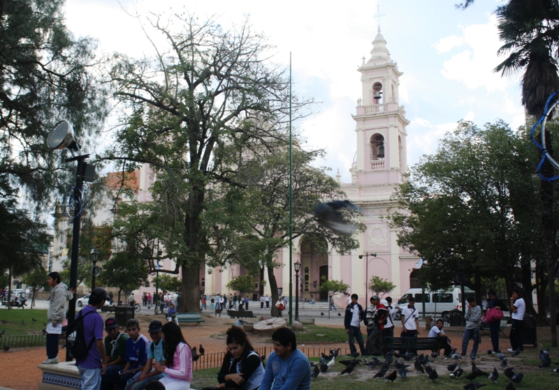 Cathedral, Salta, Argentina