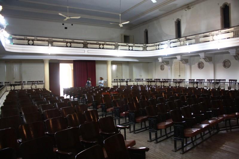 Kadima Theater, Moisés Ville, Santa Fe Province, Argentina