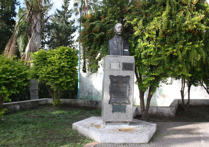 Mauricio de Hirsch, Moisés Ville, Santa Fe Province, Argentina