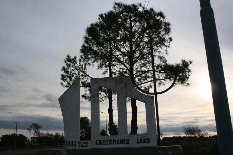Centennial Monument,  Moisés Ville, Santa Fe Province, Argentina