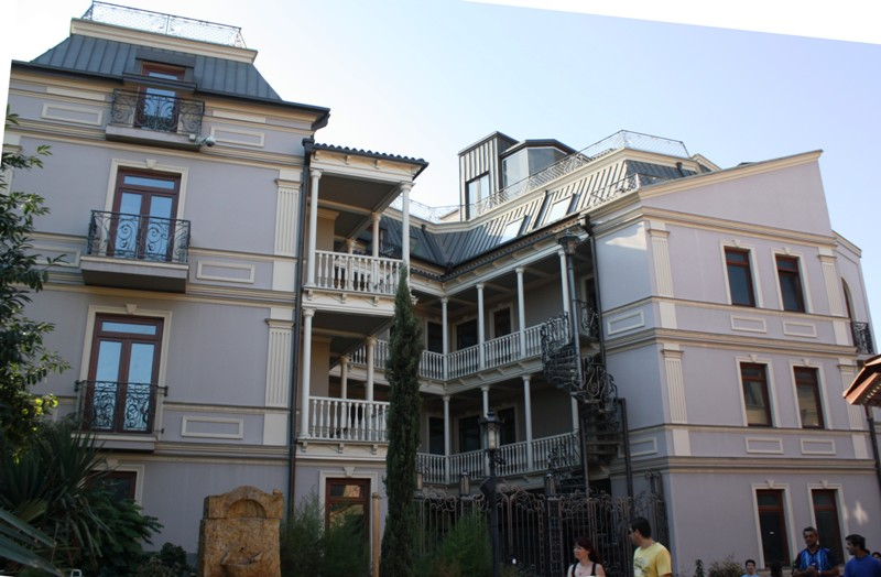 Old City, Tbilisi, Georgia
