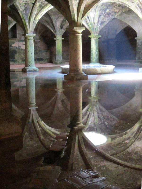 Portuguese Cistern, Mazagan, El Jadida, Morocco