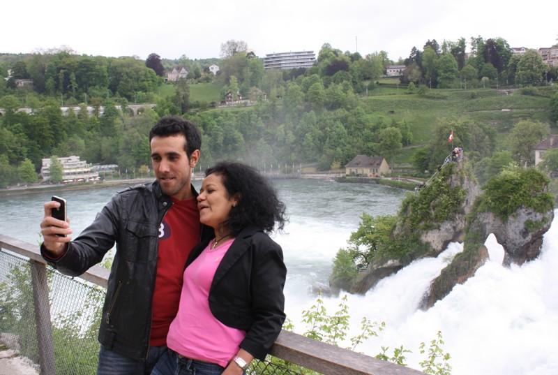 Rheinfall, Switzerland