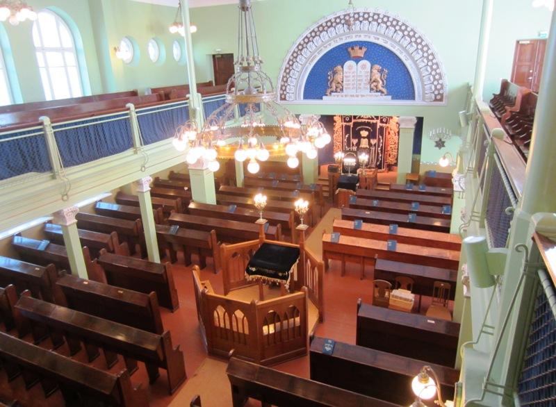 Synagogue, Helsinki, Finland