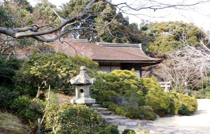Okochi Sanso, Kyoto, Japan
