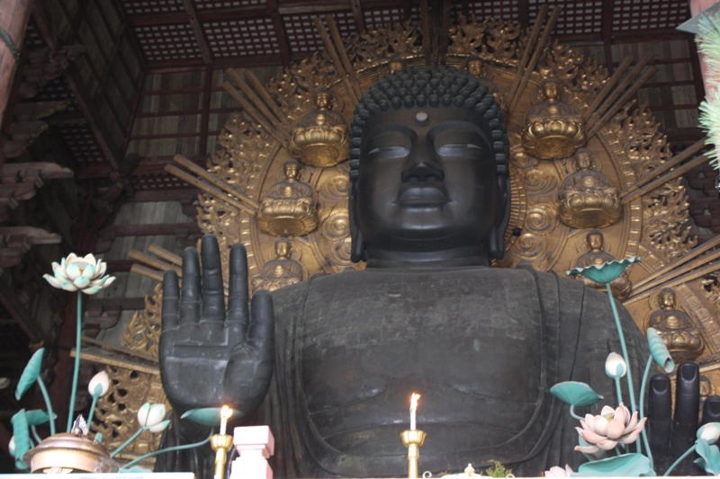 Great Buddha, Nara-Koen, Japan