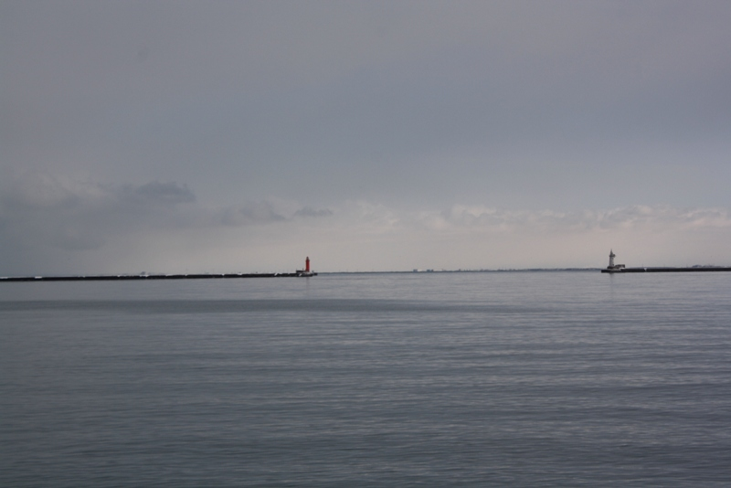 Otaru Port, Hokkaido, Japan