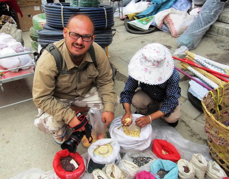 Ethnic Minority Market, Yunnan, China