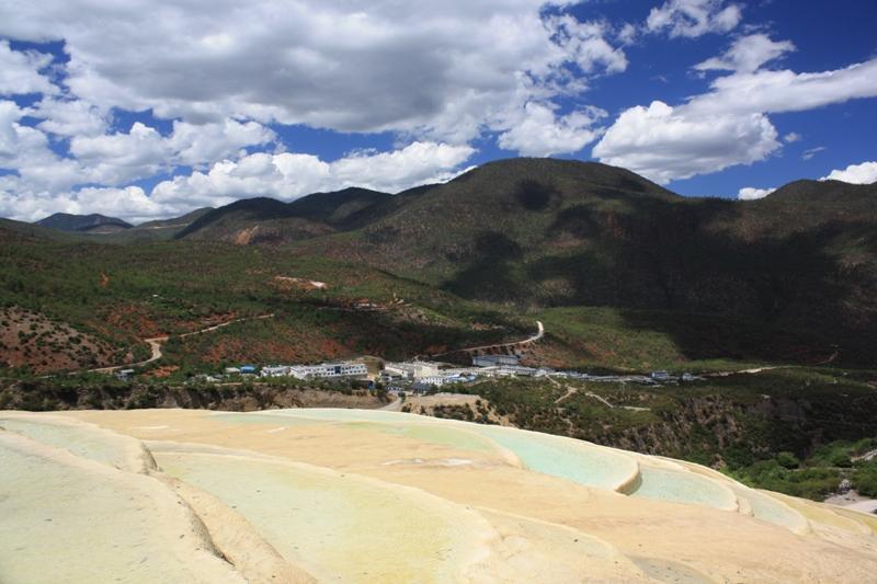 White Water Terraces, Lijiang, China