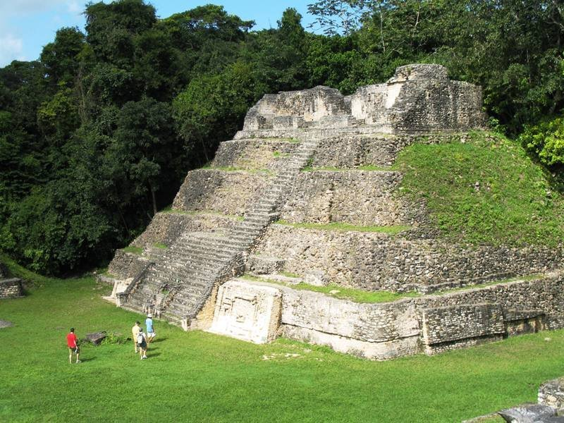 Caracol, Belize