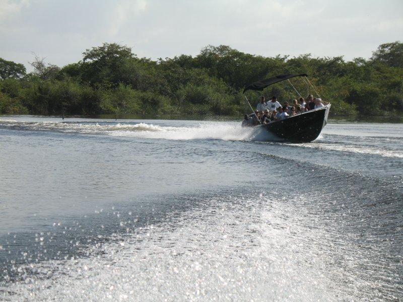 New River, Belize