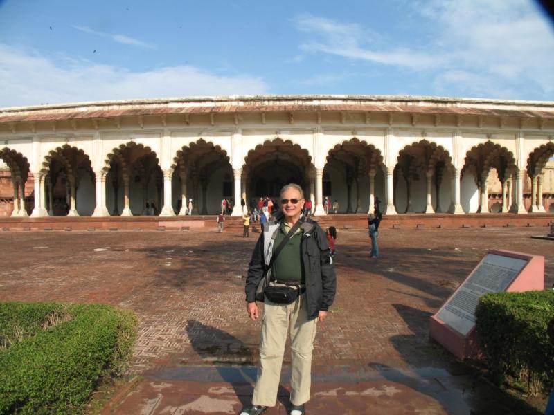 Diwan-I-Aam, Agra, India