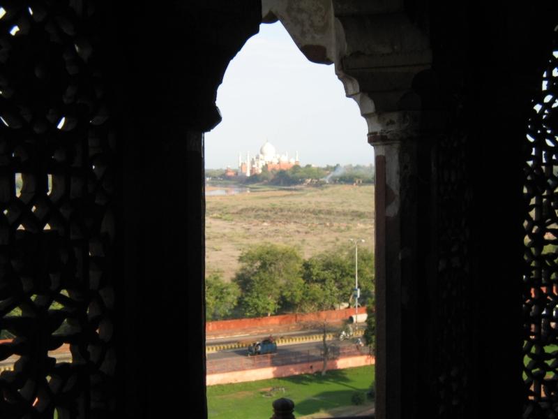 Masamman Burj, Agra Fort, India