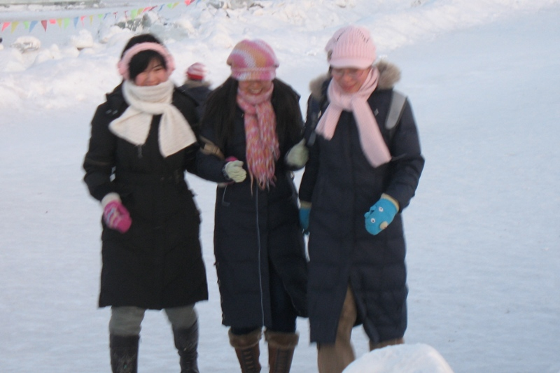 Ice Festival. Harbin, China