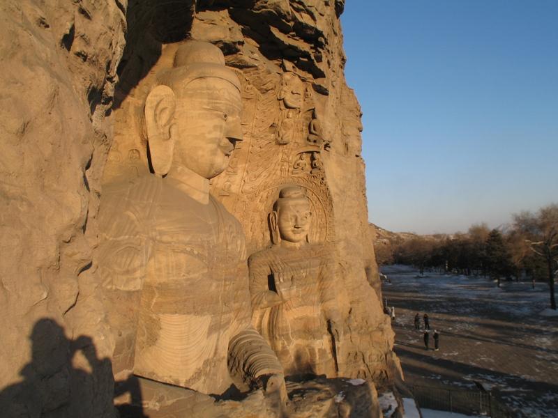 Yungang Caves. Shan Xi, China