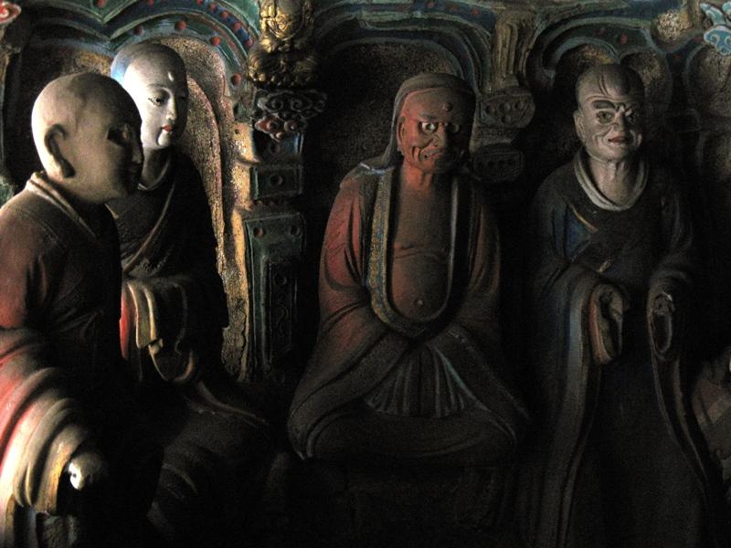 Hanging Monastery. Shan Xi, China
