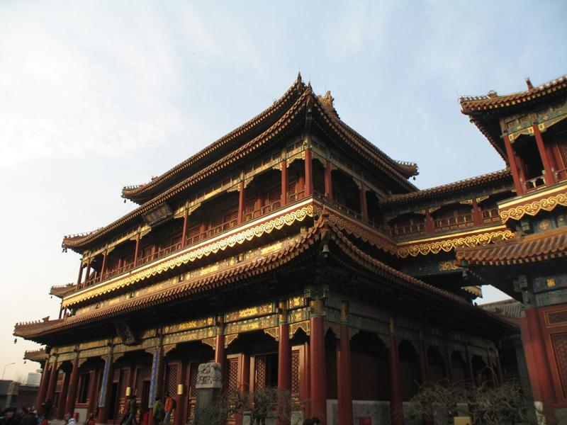 Lama Temple, Beijing, China