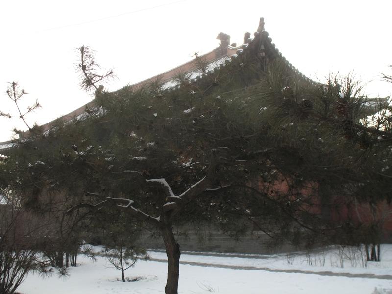 Shanhua Temple. Datong, China