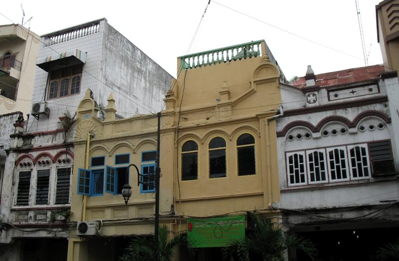 Colonial Medan, North Sumatra, Indonesia