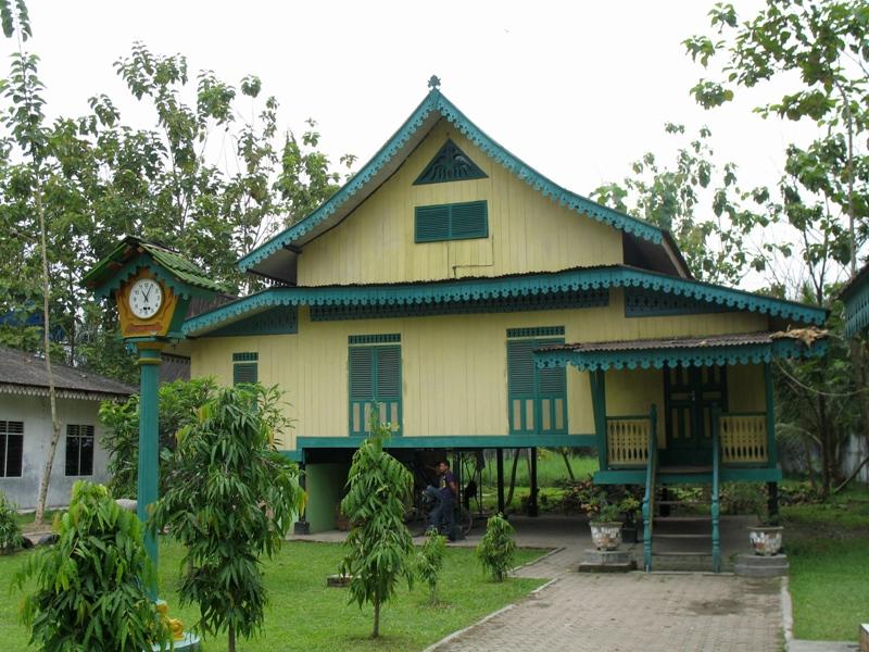 Masjid Djami, Medan, Sumatra, Indonesia
