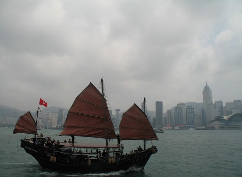 Victoria Habour, Hong Kong