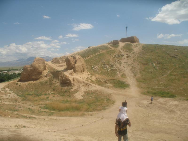 "Alexander""s Fortress, Nurata, Uzbekistan"