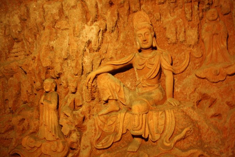 Oriental Buddha Park, Leshan, Szechuan Province