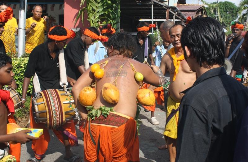 Datuk Chachar Festival, Melaka, Malaysia