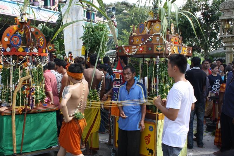 Sri Muthu Mariamman Temple, Melaka, Malaysia