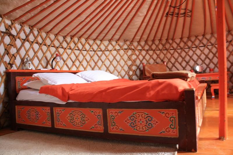 Three Camel Lodge, The Gobi, Mongolia