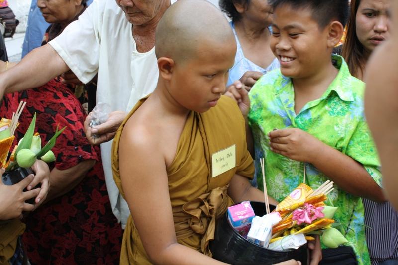 Buatnak Monk Ceremony, Tak