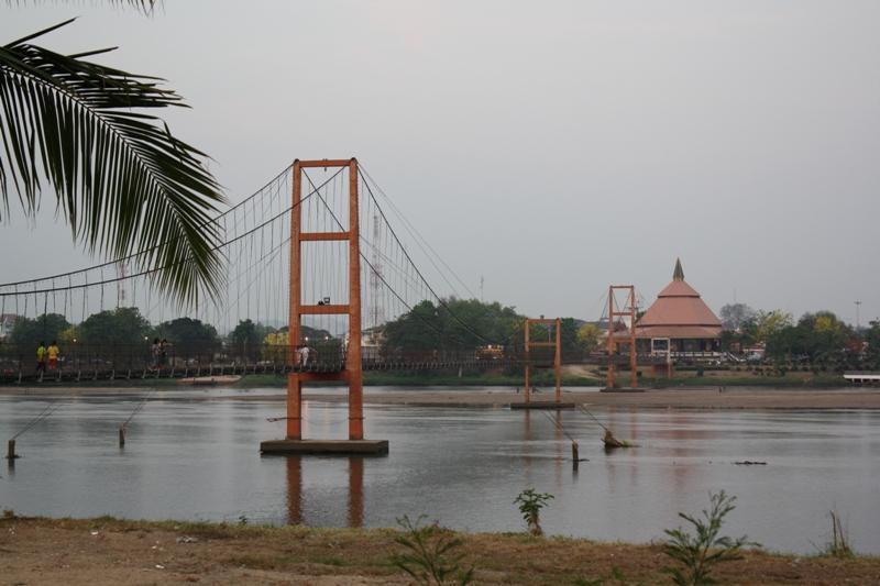 Bangkok Bicentennial Bridge, Tak