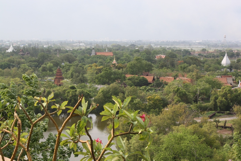Ancient Siam, Bangkok, Thailand