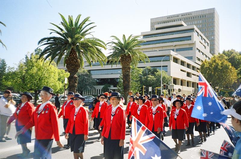 ANZAC Day, Perth, Australia