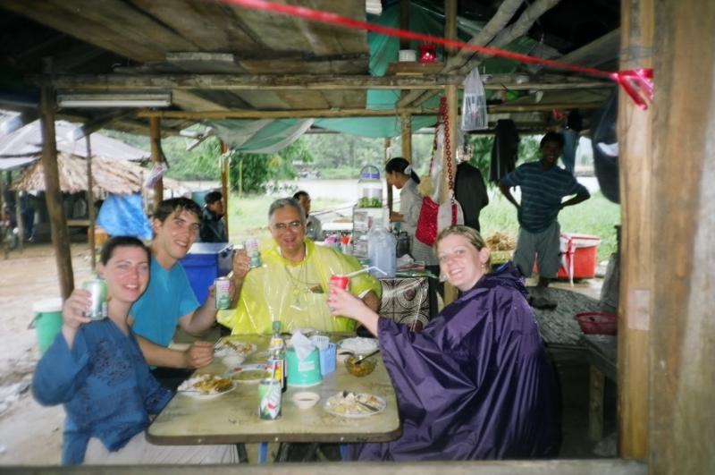 Mountain Ferry, Cambodia