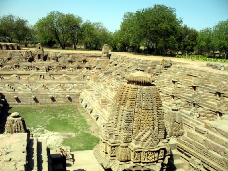 Surya Kund, Sun Temple Of Modhera. Gujarat, India