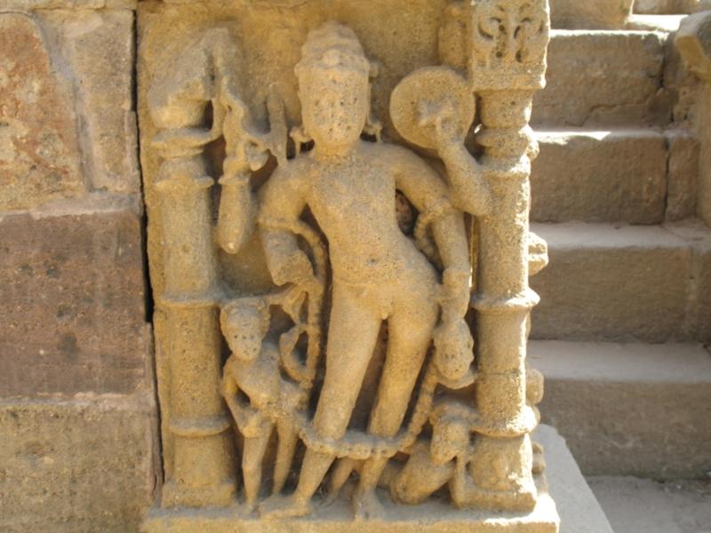 Sun Temple - Suryakund. Gujarat, India