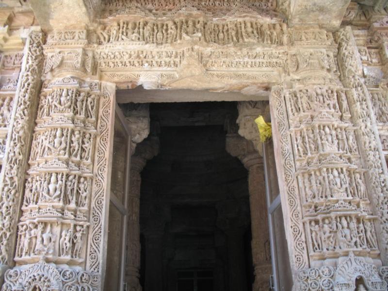 Sun Temple of Modhera.  Gujarat, India