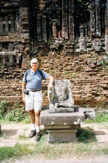 My Son Cham Ruins, Vietnam