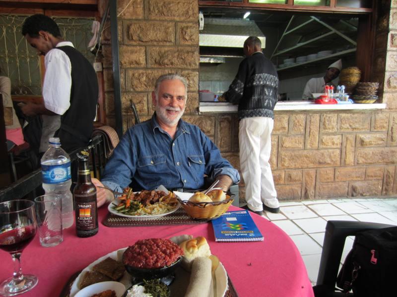 Fresh Touch Restaurant,  Harar, Ethiopia