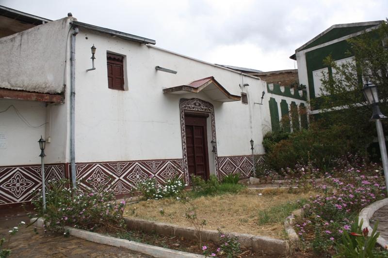 "Ras Makonnen""s Palace, Harar, Ethiopia"