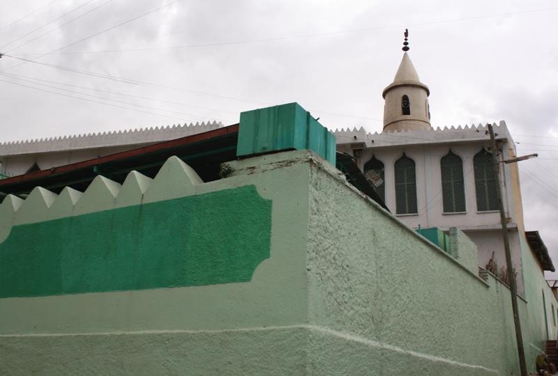 Jami Mosque, Harar, Ethiopia