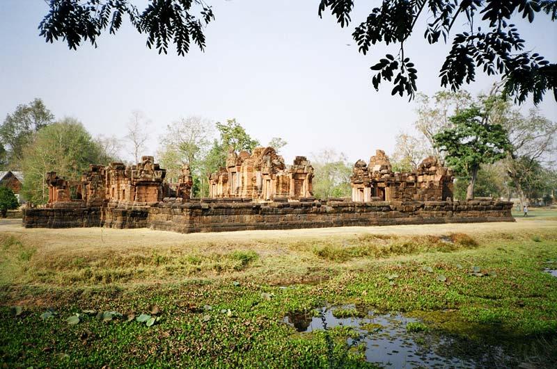 Prasat Peuay Noi, Ban Phai, Thailand