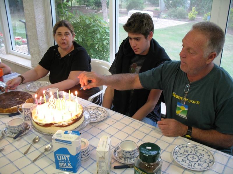 """Moshe""""s 80th Birthday"""