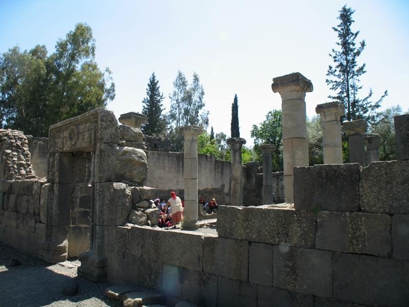 Greek Orthodox Church, Capernaum, Israel