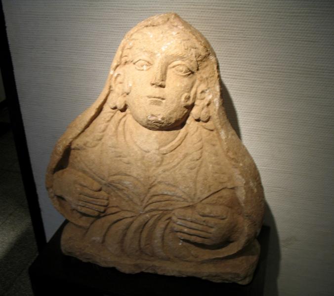 Katzrin, Golan Archaeological Museum, Israel