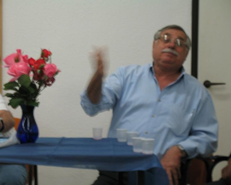 """Moshe""""s Birthday - What Passion!"""