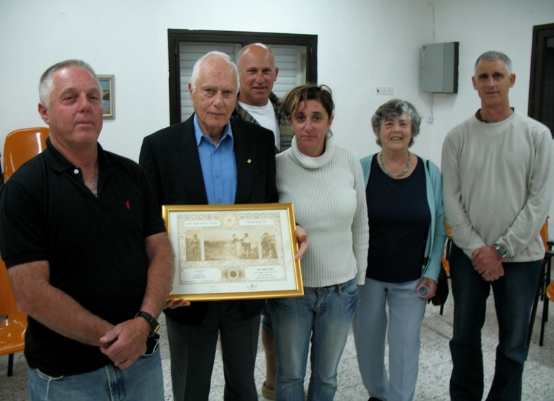 Moshe and Family